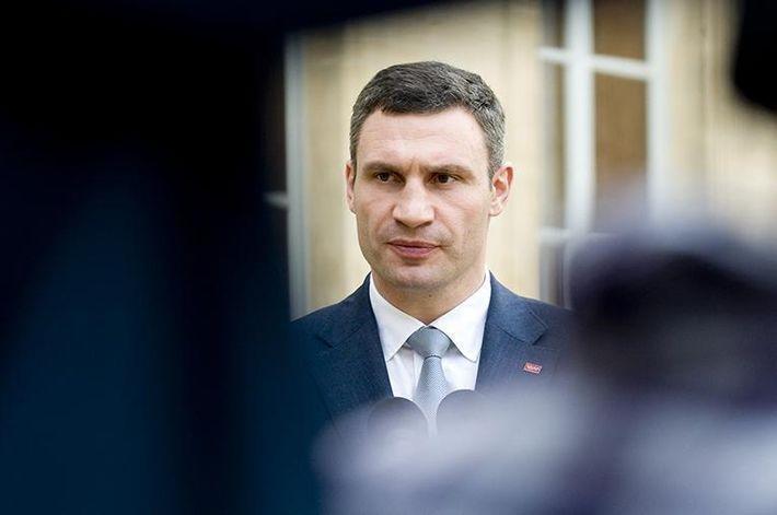 Кличко обвинил директора телеканала «1+1» в желании занять его место