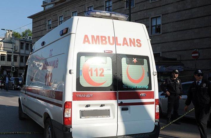 В Турции пять человек стали жертвами пожара в автобусе