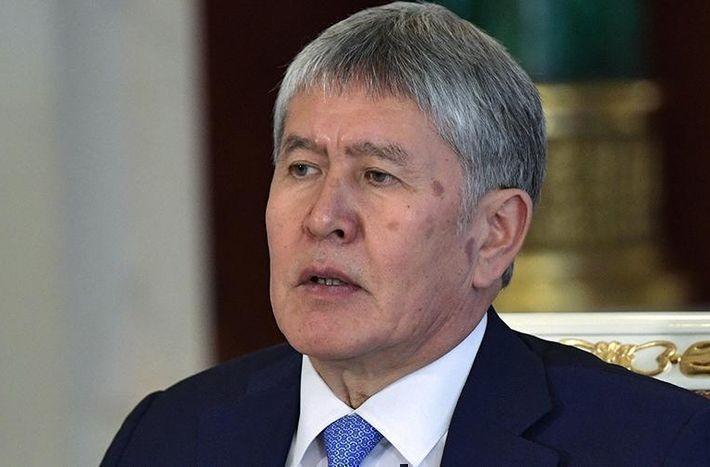 В Киргизии арестовали экс-президента Атамбаева