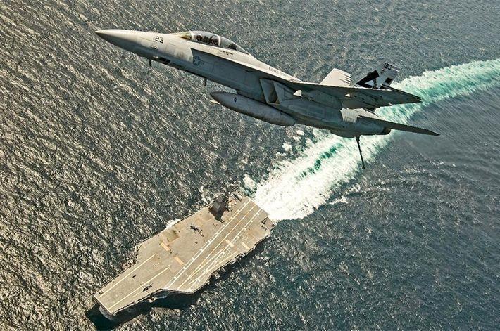 NI: морские силы США будут уничтожены Россией в первые часы