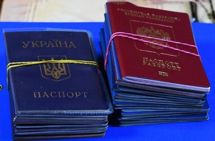 В Думе сравнили указы Зеленского и Путина об упрощенном гражданстве