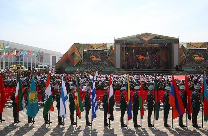 Шойгу пригласил страны НАТО принять участие в Армейских Играх