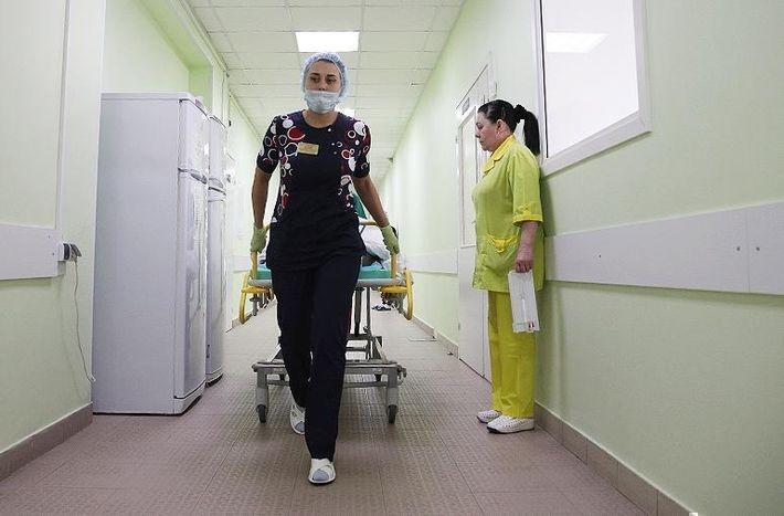 В Москве пациент, недовольный лечением, напал на врача