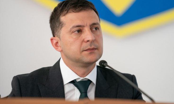 Украинский блогер попал в «Миротворец» после критики Зеленского