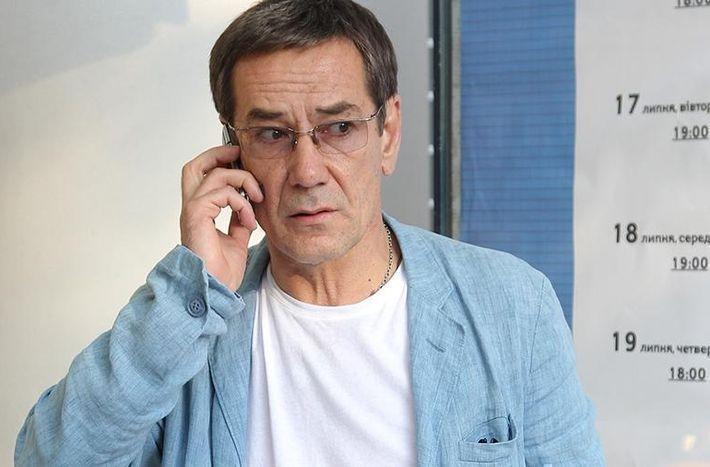 Известный украинский актер пожаловался на мучения из-за плохих отношений с Россией