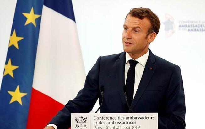 Речь Макрона считают сигналом о том, что в Европе появляются реалисты