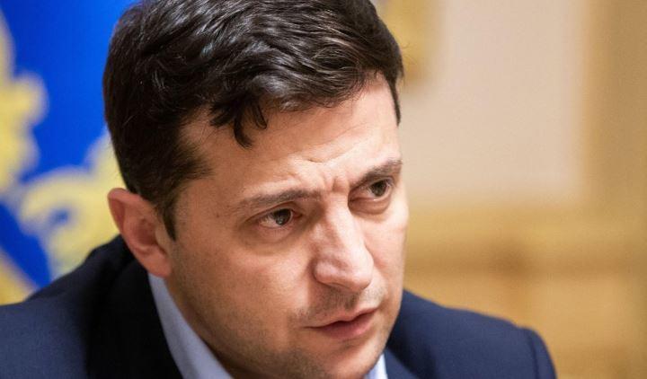 Зеленский обрушился с критикой на главу своего офиса Богдана