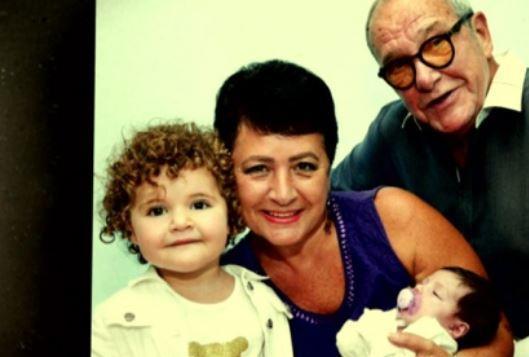 Виторган-старший признался, каково быть отцом новорожденной в 79 лет