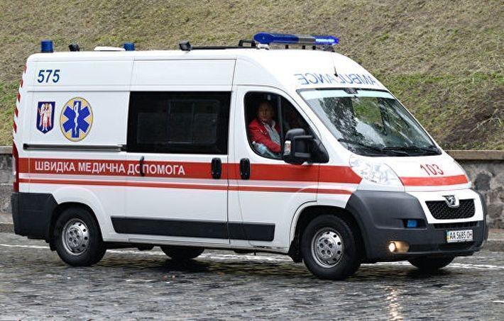 В Днепропетровской области 10 человек пострадали в ДТП с маршруткой и грузовиком