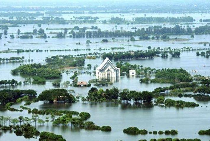 28 человек стали жертвами сезонных наводнений в Таиланде