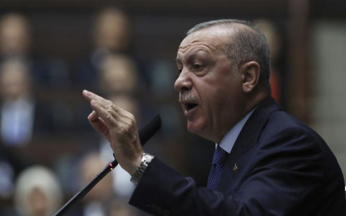 Эрдоган грозно пообещал, что не забудет «невежливое» письмо Трампа