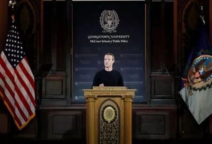 Цукерберг заявил о попытках России и Ирана вмешаться в выборы президента в США