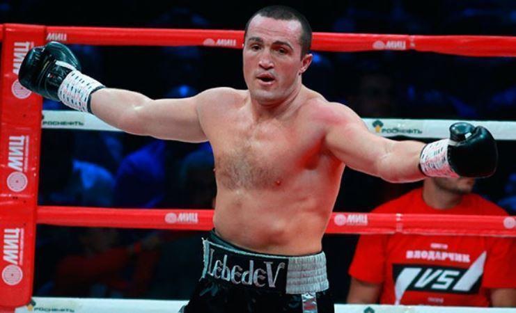 Российский боксер Лебедев закончил спортивную карьеру 1