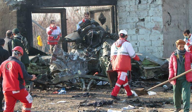 Стало известно, когда Иран вернет Украине тела жертв крушения «Боинга» 1