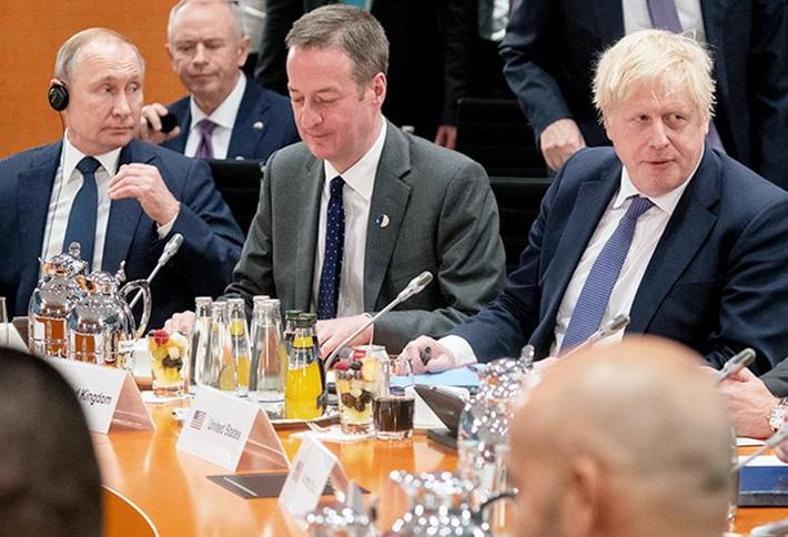 Джонсон раскрыл причины отсутствия хороших отношений с РФ 1