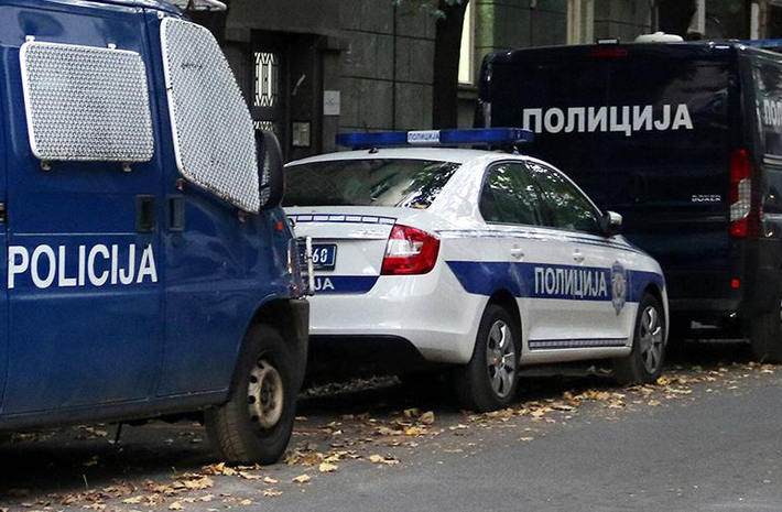 В Сербии мужчина совершил суицид перед парламентом страны 1