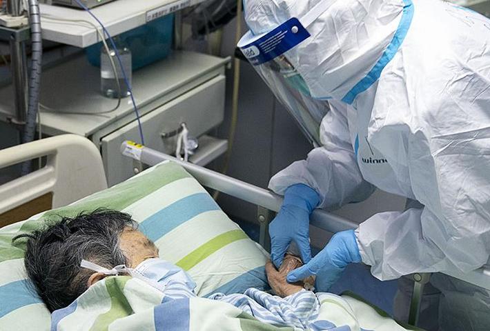 В Китае от коронавируса умерли 57 человек 1