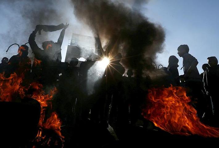 В Израиле прозвучала ракетная тревога на фоне массовых беспорядков 1