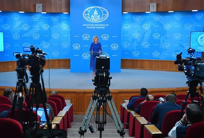 Захарова поведала о реакции арабских стран на «сделку века» 1