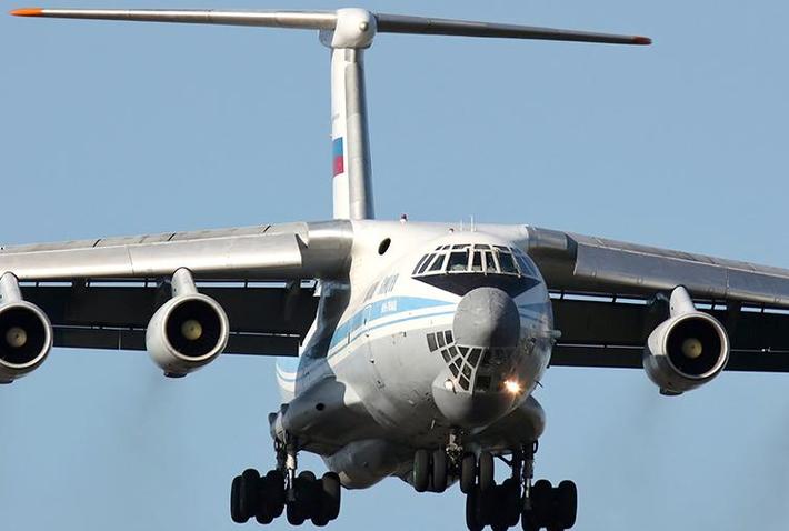 Первый самолет ВКС России прибыл в Ухань для эвакуации граждан 1
