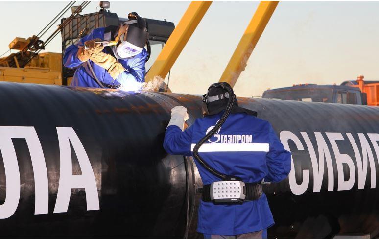 «Газпром» решил приостановить переговоры с Китаем из-за коронавируса 1
