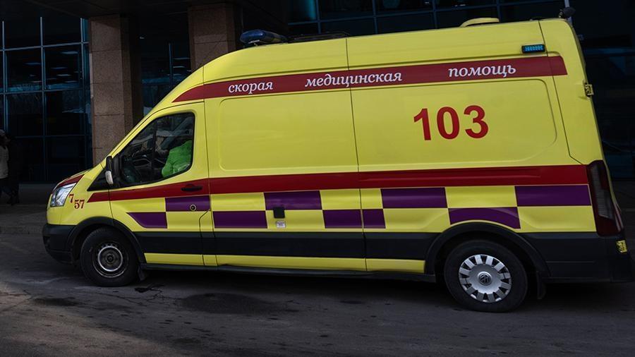 В Казахстане 26 человек попали в больницу после столкновения автобуса и такси 1