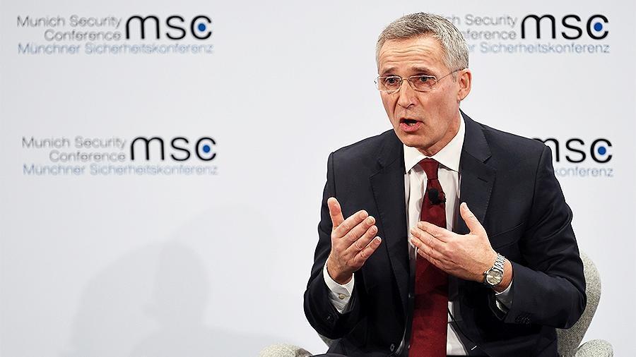 Столтенберг заявил о стремлении к улучшению отношений с Россией 1