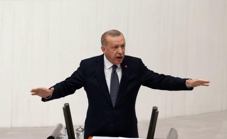 Эрдоган бездоказательно назвал РФ «руководителем кризиса в Ливии» 1