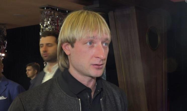 Плющенко отреагировал на слухи о любовнице из Петербурга 1