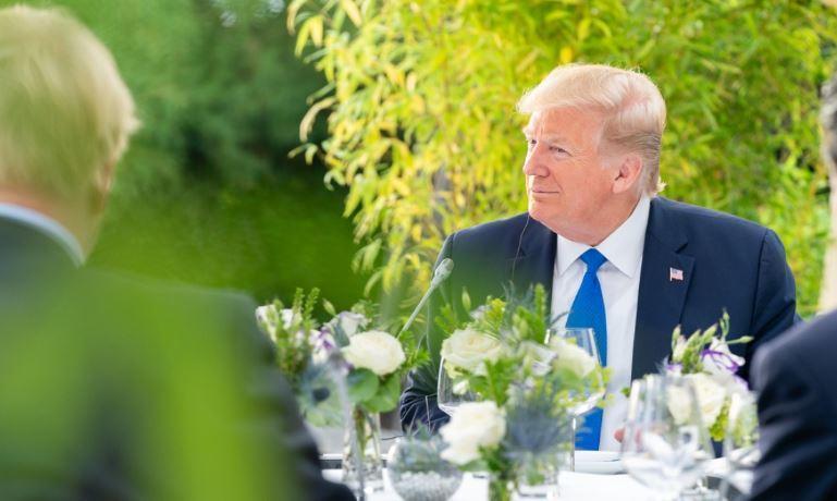 Трамп хочет, чтобы РФ и Украина поладили друг с другом 1