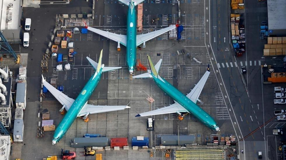 К компании Boeing предъявлены новые претензии 1