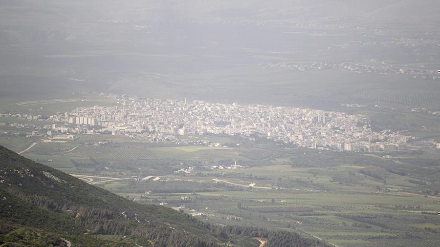 Армия Сирии закрывает воздушное пространство над Идлибом 1