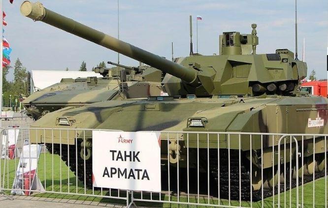 Military Watch включил два российских танка в список лучших в мире 1