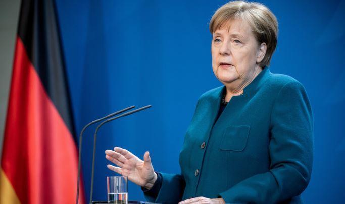 Первый тест Меркель на коронавирус дал отрицательный результат 1