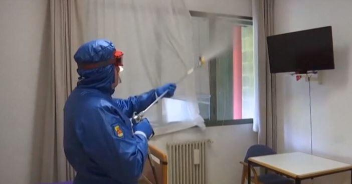 Итальянский телеканал показал работу российских специалистов в Бергамо thumbnail