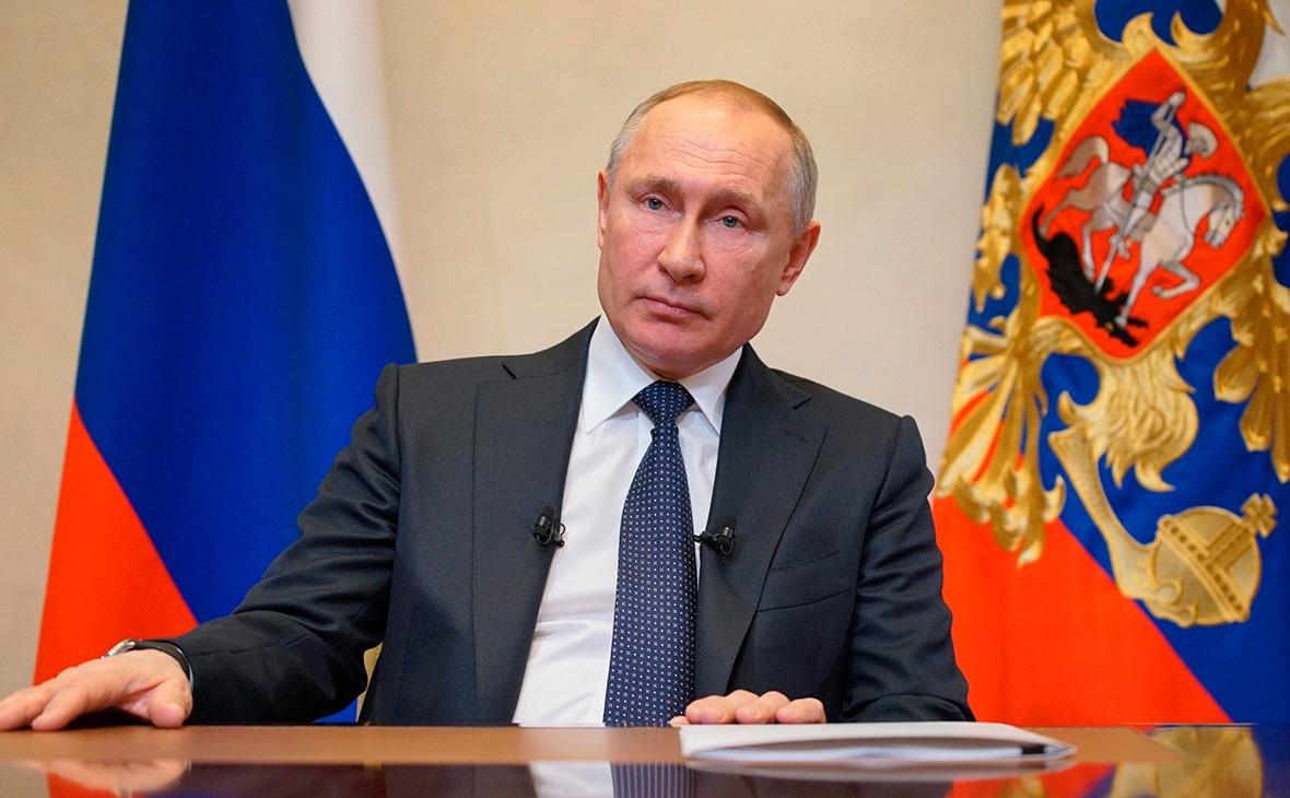 Песков рассказал, как готовилось обращение Путина к россиянам 25 марта thumbnail
