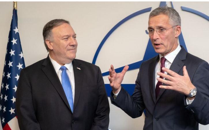 Помпео и Столтенберг обвинили Москву и Пекин в дезинформации о коронавирусе thumbnail