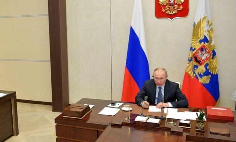 Путин подал декларацию о доходах за 2019 год thumbnail
