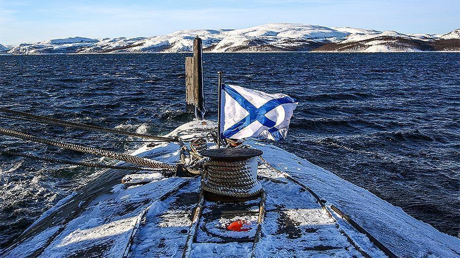 Северный флот получит новые атомные лодки thumbnail