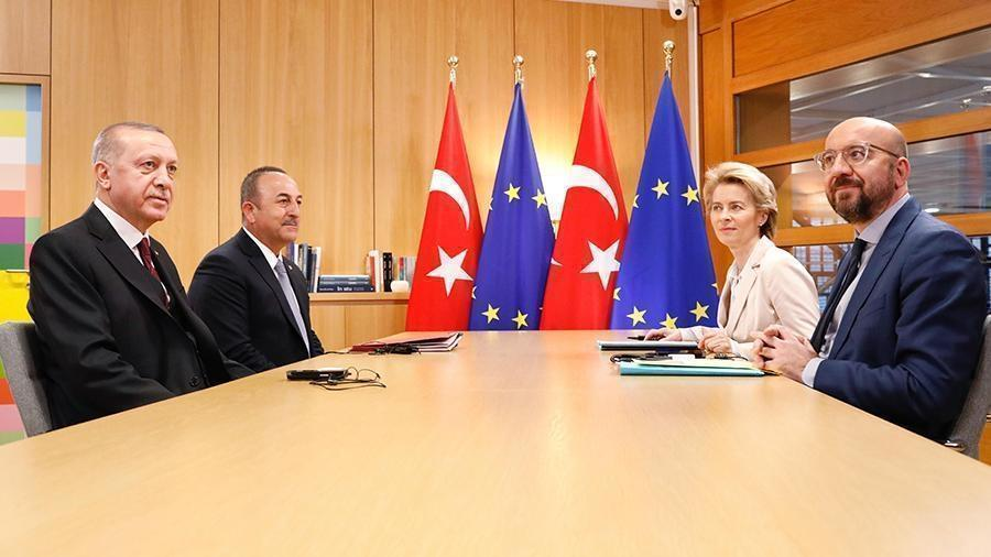 Первая видеоконференция стран НАТО завершилась скандальным уходом Турции thumbnail