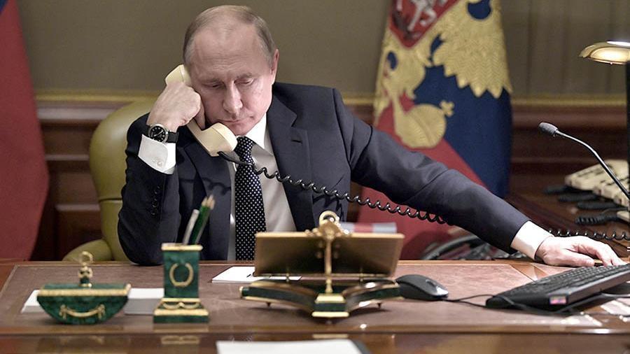 Главное о переговорах Путина, Трампа и саудовского короля thumbnail