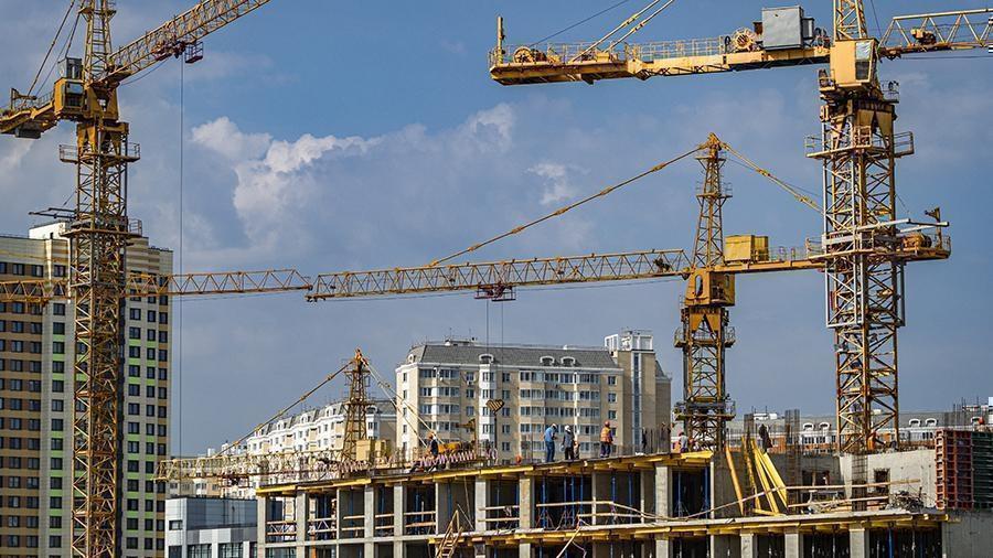 Застройщики получат от властей 12 млрд рублей поддержки 1