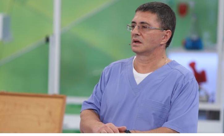 Доктор Мясников сравнил борьбу с коронавирусом с игрой в карты 1