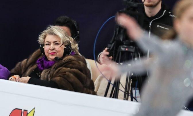 Тарасова рассказала, почему больше не тренирует фигуристов 1