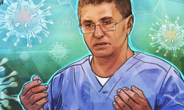 Доктор Мясников назвал две странные особенности коронавируса 1