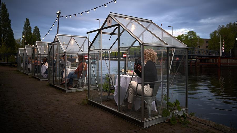 В Нидерландах 1 июня открываются рестораны, бары, театры и кинотеатры 1