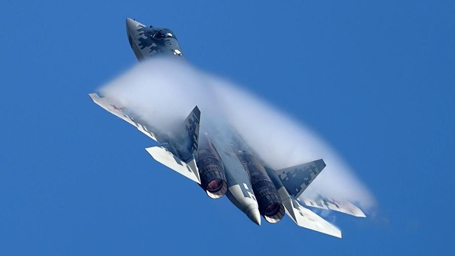 Беспилотный режим Су-57 обепокоил США 1
