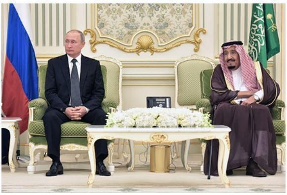 Предсказан новый виток нефтяной войны России и Саудовской Аравии 1