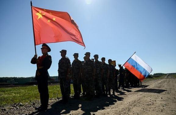 Китай приготовился отстаивать итоги Второй мировой войны вместе с Россией 1