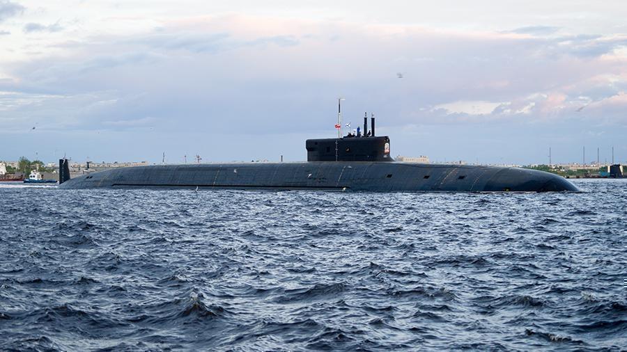 Российские подлодки проведут стрельбы межконтинентальными баллистическими ракетами thumbnail